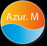 Logo Azur.M