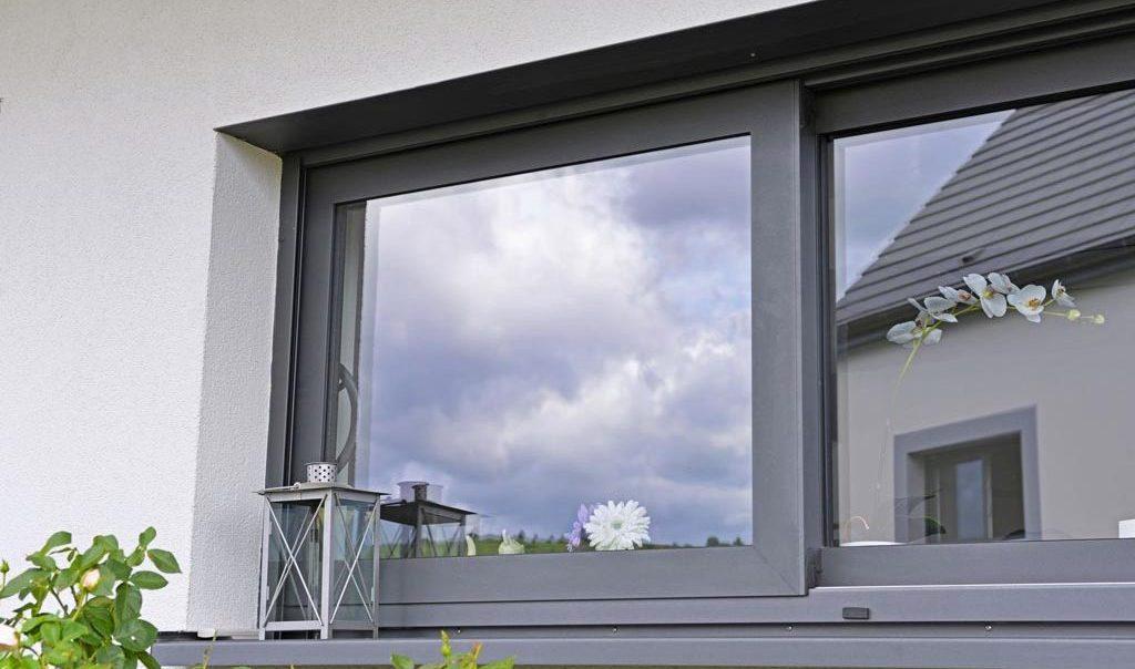 installation fenêtres Aluminium